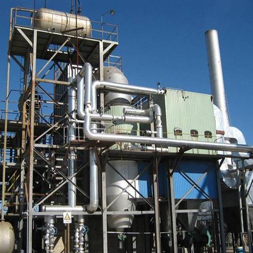 YGL-F废木料导热油炉